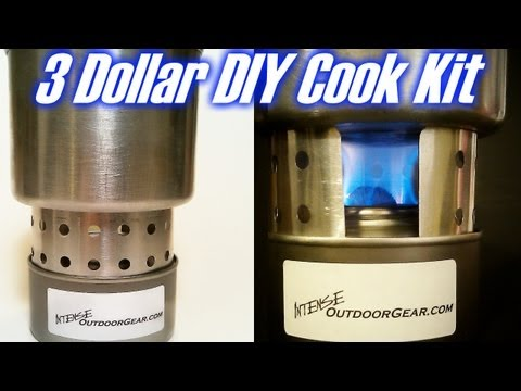 $3 All-In-One Cook Kit - DIY