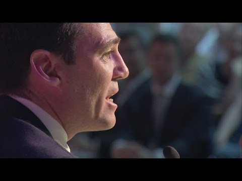 "Labour leadership campaign: Andy Burnham claims to be ""change candidate"""