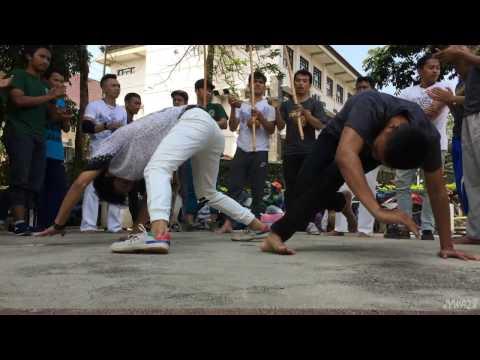 Roda Charity Unit Capoeira Brasil Unpad