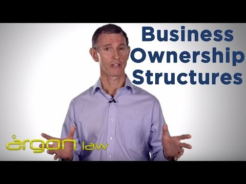 Business Ownership Structures  | Legal Advice from a Lawyer | Argon Law Sunshine Coast