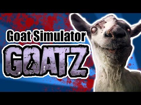"""GOATZ"" Zombie Apocalypse (Goat Simulator DLC) |"