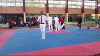 Muere joven de 16 años en pleno combate de Taekwondo