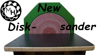 "Homemade 12"" Disc Sander (Part 1)"