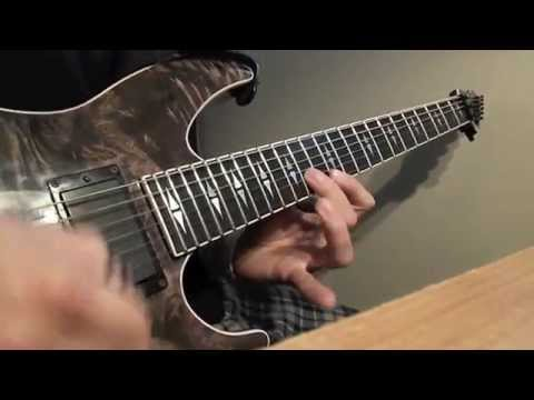 Avenged Sevenfold - Scream (Guitar Solo Cover)