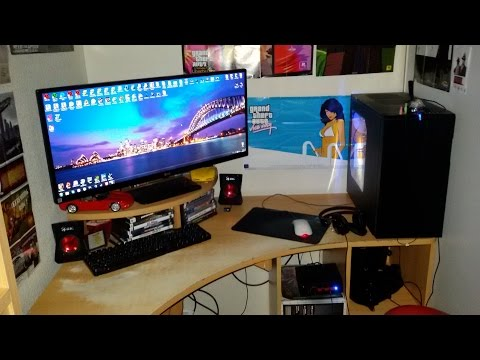 A Nagy Gép bemutató :D My Gaming RIG 2K16