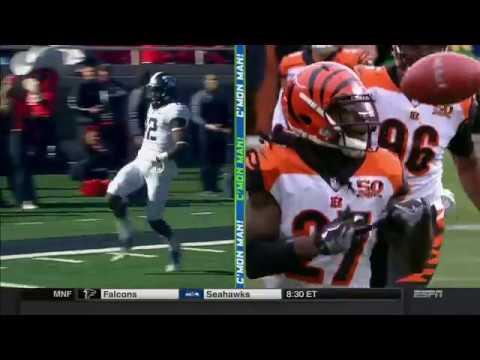 ESPN C'MON! MAN Week 11 11/20/2017  HDTV
