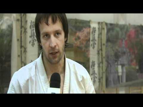 SEMINAR KARATE SHIN - KYOKUSHIN - WARSAW 2010 - PART I