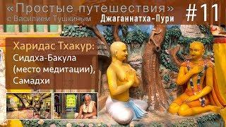 """Простые путешествия"" #11 - Сиддха-Бакула (место медитации) и самадхи Харидаса Тхакура"