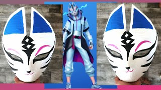 How To Make Catalyst Mask Fortnite Skin Season X