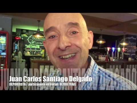 DEPORTES .-Entrevista a Juan Carlos Santiago Delgado