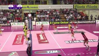 #A1FVolley - Busto Arsizio-Conegliano 3-1: highlights