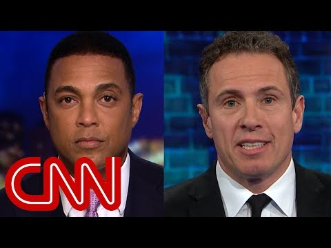 Don Lemon and Chris Cuomo: Trump is his own worst enemy