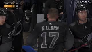NHL Fight | Alex Killorn vs. Jack Johnson