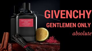Givenchy Gentlemen Only - Absolute