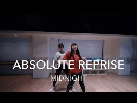 Absolute Reprise - MIDNIGHT | Minky Jung Choreography