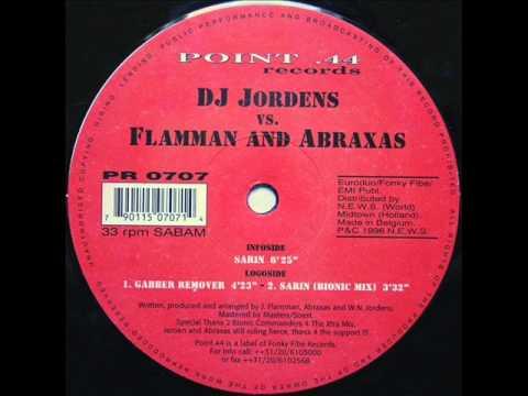 DJ Jordens vs. Flamman And Abraxas - Sarin