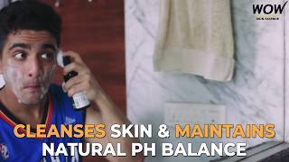 Wow Skin Science Apple Cider Vinegar Face Wash Brush