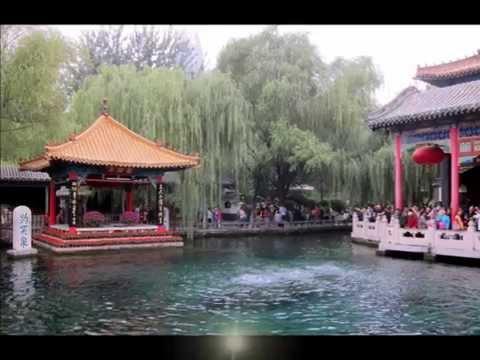Jinan, Shandong 山東 濟南 趵突泉