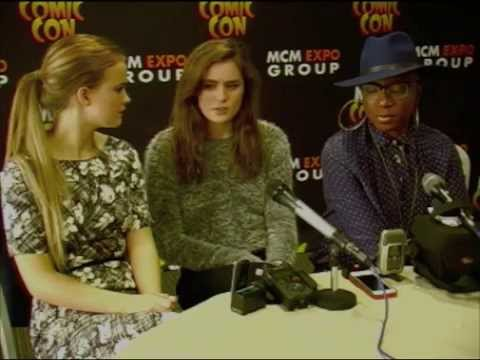 Under the Dome Season 2  Mackenzie Lintz,Grace Victoria Cox, Aisha Hinds Exclusive