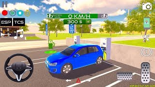 Electric Car Driver 2 - Electric Vehicles Simulator - Android Gameplay