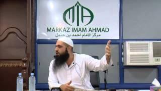 MIA - Mohamad Hoblos - The reality of dunya @ Markaz Imam Ahmad