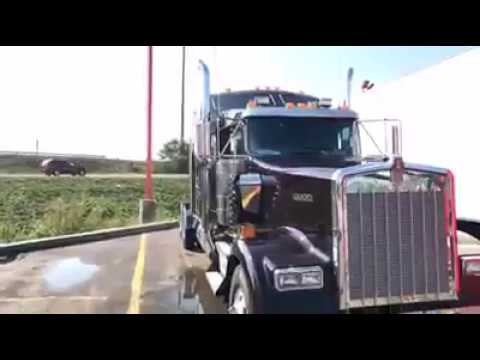 Black Cherry 2017 Kenworth W900 Glider | TruckersReport com