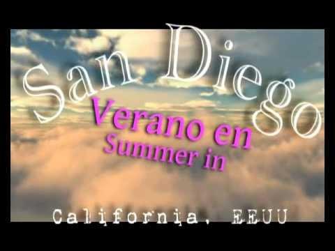 SAN DIEGO, CALIFORNIA 2011 BECAS MEC