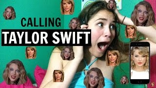 CALLING TAYLOR SWIFT Video