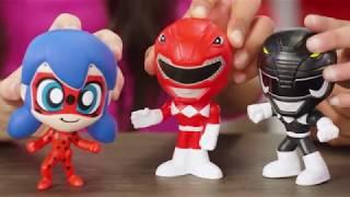BK Loncherita Power Rangers y Prodi...