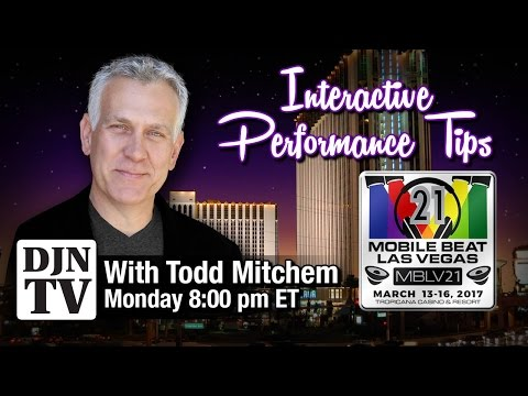 Interactive DJ Performance Tips with Todd Mitchem | #DJNTVLive