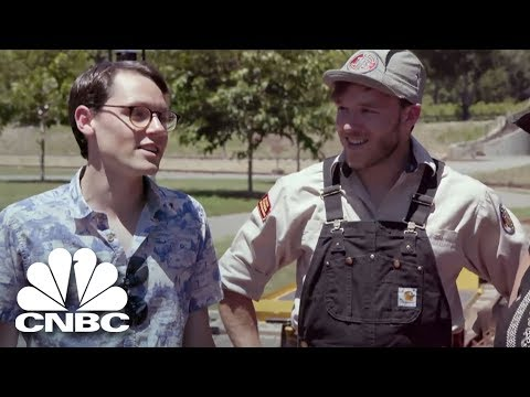 What It's Like Having Pixar's John Lasseter For A Dad | Jay Leno's Garage | CNBC Prime
