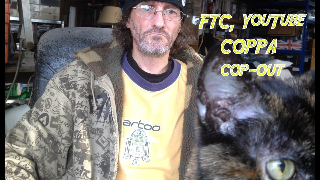 Download FTC and the GREAT YouTube COPPA cop-out. (ba-dum ching) ...I'll get my coat...