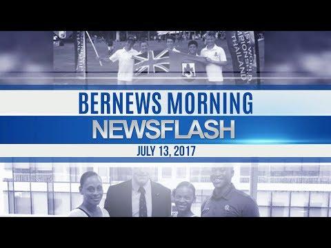 Bernews Morning Newsflash For Thurs, July 13, 2017