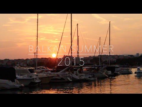 Balkan Summer 2015 (Croatia, Bosnia, Montenegro)