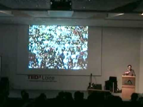La gestion des ressources humaines à l'ère du 2.0:  Jacques FROISSANT at TEDxLoire