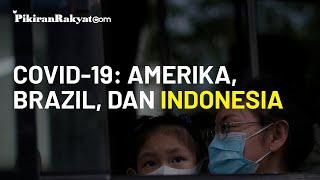 Update Virus Corona di Dunia Rabu, 3 Juni 2020, Kasus Kematian Indonesia Tertinggi di Asia Tenggara