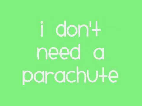 Cheryl Cole - Parachute - Lyrics