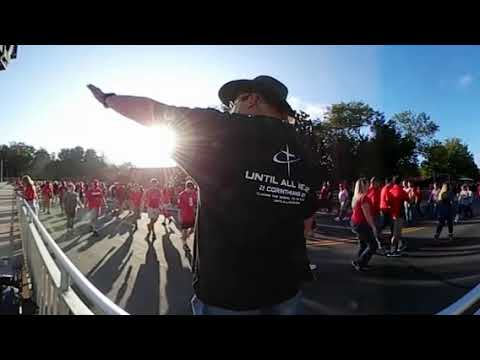 Evangelism Sanford Stadium 10.14.17 Missouri vs UGA