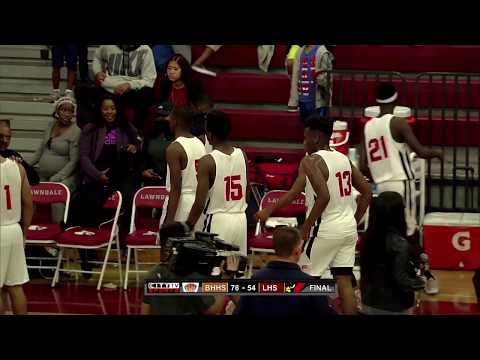 Sports Corner: Beverly Hills vs. Lawndale Boys Basketball