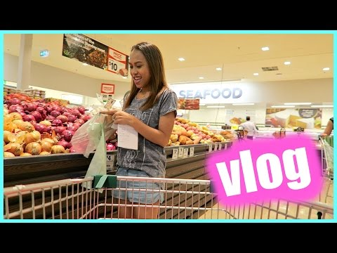 GROCERY SHOPPING IN AUSTRALIA (WOOLWORTHS) | rhazevlogs