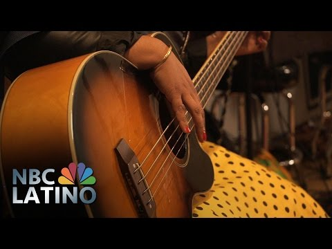 La Santa Cecilia: Bridging The U.S.-Mexico Gap With Their Music | NBC Latino | NBC News