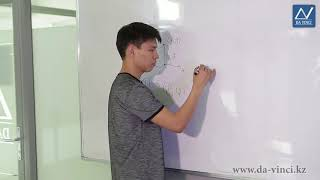 Математический анализ, 42 урок, Замена переменных в двойном интеграле