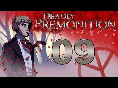 Deadly Premonition: The Director's Cut Gameplay Walkthrough Part 9 - Hide and Seek