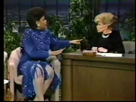 Joan Rivers Tells Oprah To Lose Weight Interview