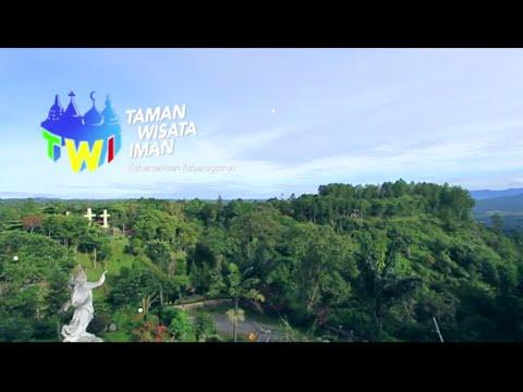 Profil Taman Wisata Iman Kabupaten Dairi Youtube