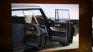 Chrysler Imperial (The Green Hornet TV Series) Autoart 71546 - 1:18