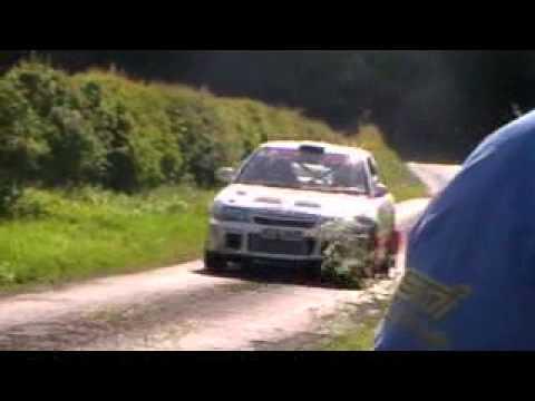 Jim Clark 2011 Davison, Felgate stage 13 Swinton