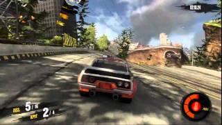 MotorStorm Apocalypse Gameplay Part 2/2 [HD]