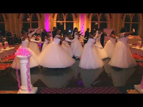 2017 AKA Debutante Highlight Video 1080P