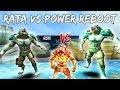 🔥 RATA SUPERPODEROSA VS 2 POWER REBOOT | Wolfteam